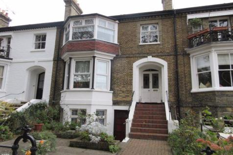 Capel Terrace, Southend-On-Sea. 1 bedroom terraced house for sale