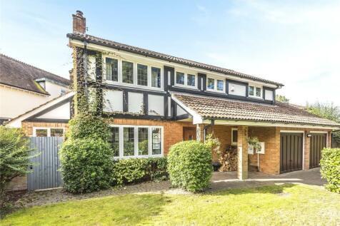 Guildford, Surrey, GU1. 4 bedroom detached house for sale
