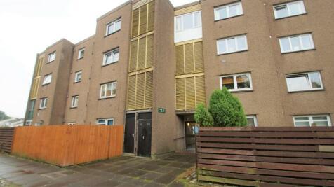 Marmion Road, Cumbernauld. 2 bedroom flat