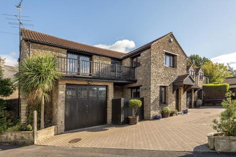 The Cooperage, Frome. 4 bedroom detached house for sale