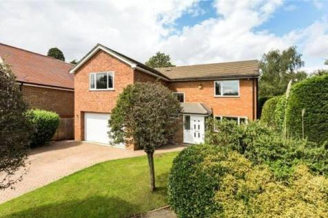 Kildonan Close, Nascot Wood, Watford, Hertfordshire, WD17 4LH. 5 bedroom detached house for sale