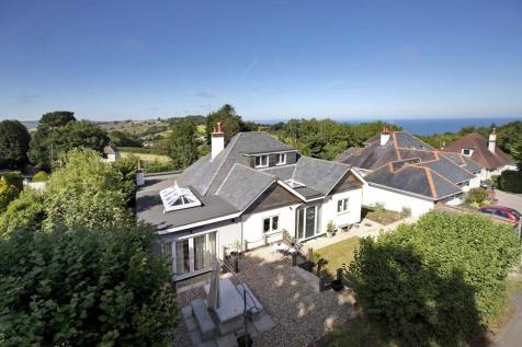 Teignmouth Road, Maidencombe, Torquay. 4 bedroom detached house