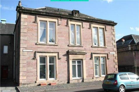 Church Street, Alloa, FK10 1DH. 1 bedroom flat