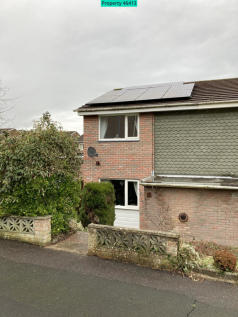 Woodleigh Road, Newton Abbot, TQ12 1PN. 3 bedroom end of terrace house