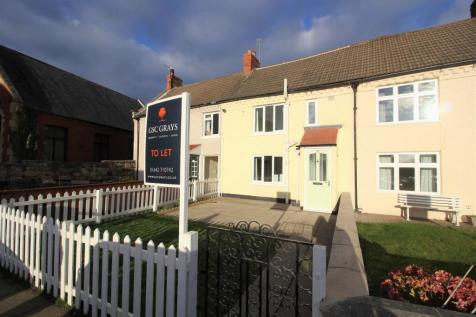 College Square, Stokesley, Middlesbrough. 2 bedroom terraced house