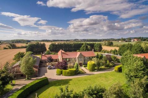 Great Ayton, Middlesbrough. 5 bedroom character property for sale