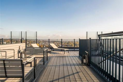 Centre Heights, 137 Finchley Road, London, NW3. 3 bedroom penthouse for sale