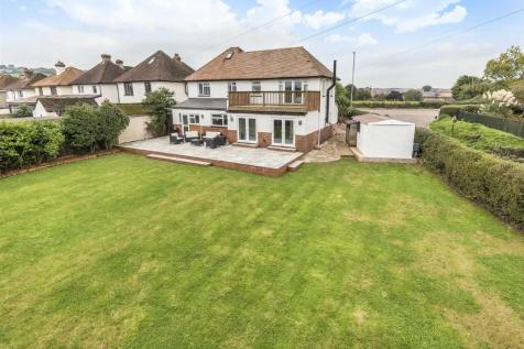 West Clyst, Exeter. 4 bedroom detached house for sale