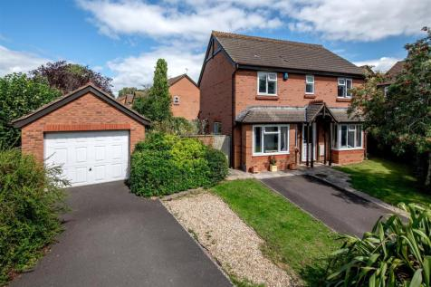 Sherford Road, Taunton. 4 bedroom detached house