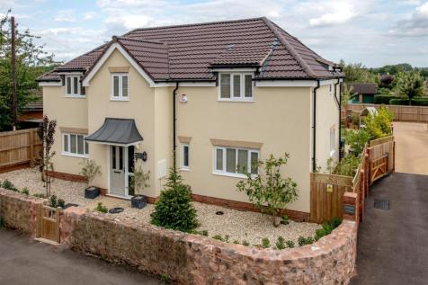 Middleway, Taunton. 4 bedroom detached house for sale