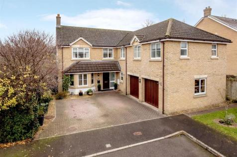 Richmond Green, Taunton. 5 bedroom detached house for sale
