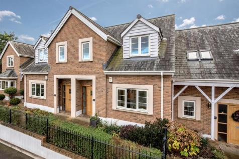 Compass Hill, Taunton. 3 bedroom semi-detached house for sale
