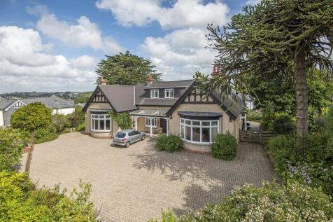 Falmouth Road, Truro. 5 bedroom detached house