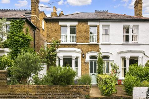 Clarence Road, Kew, Surrey, TW9. 3 bedroom semi-detached house for sale