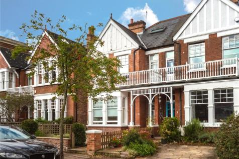 Leyborne Park, Kew, Surrey, TW9. 5 bedroom semi-detached house for sale