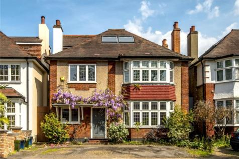 Mortlake Road, Kew, Surrey, TW9. 5 bedroom detached house for sale