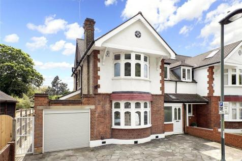 West Hall Road, Kew, Surrey, TW9. 4 bedroom semi-detached house for sale