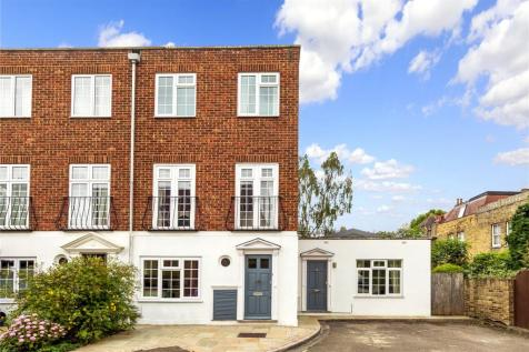 Topiary Square, Richmond, Surrey, TW9. 4 bedroom house for sale