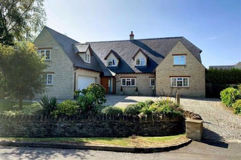 Sutton, Witney. 5 bedroom detached house