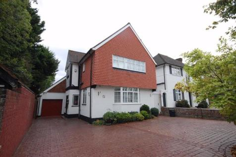 North Drive, Ruislip. 4 bedroom detached house for sale