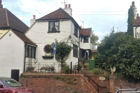 Holliers Hill, Bexhill On Sea, TN40. 4 bedroom detached house for sale