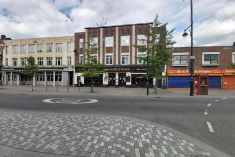 South Street, Romford, London, RM1. Block of apartments for sale