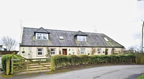 Trabboch Mains, By Stair, South Ayrshire , KA5 5JE. 5 bedroom detached bungalow for sale