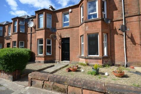 Gillies Street, Troon, Ayrshire, KA10 6QH. 1 bedroom apartment