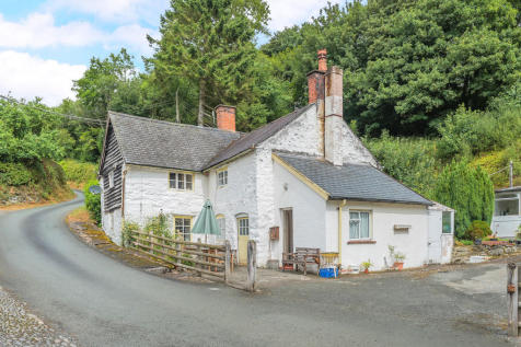 The Mill Dolanog Welshpool, Mid Wales - Cottage / 3 bedroom cottage for sale / £295,000