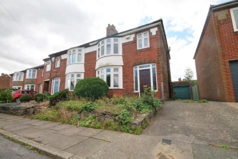 Springwell Avenue, Durham, County Durham, DH1. 3 bedroom semi-detached house
