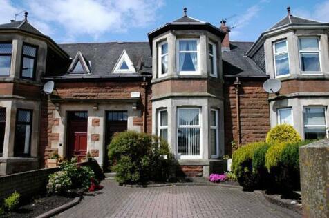 Prestwick Road, Ayr, South Ayrshire, KA8. 3 bedroom terraced house