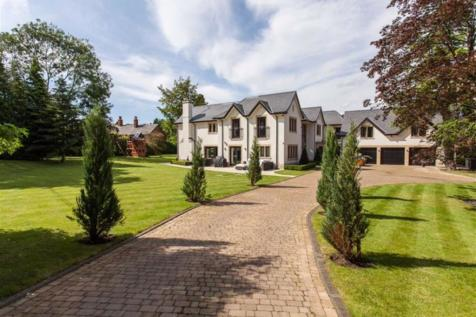 Collar House Drive, Prestbury, Cheshire. 6 bedroom detached house