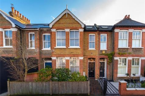 Selwyn Avenue, Richmond, Surrey, TW9. 4 bedroom terraced house for sale