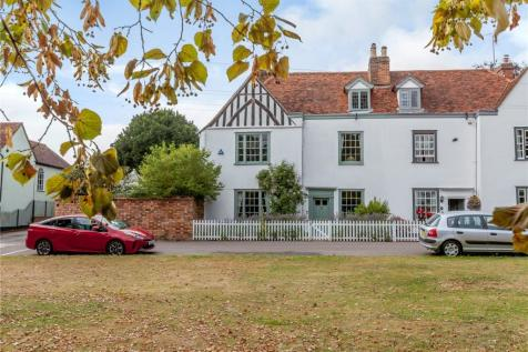 The Green, Writtle, Chelmsford, CM1. 4 bedroom semi-detached house for sale