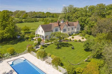 Heath Road, Ramsden Heath, Nr. Stock, Essex, CM11. 7 bedroom detached house for sale