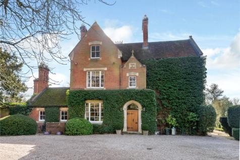 Abbess Roding, Near Ongar, Essex, CM5. 7 bedroom detached house for sale