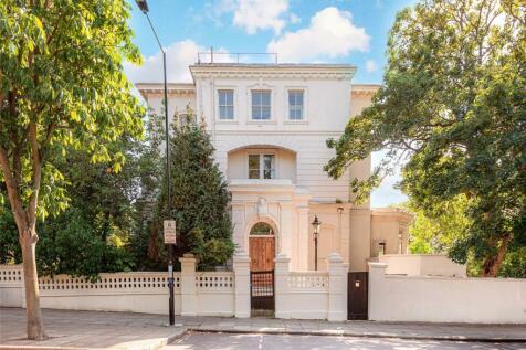 Blomfield Road, Maida Vale, W9. 8 bedroom semi-detached house for sale