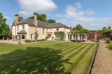 Tytherton Lucas, Chippenham, Wiltshire, SN15. 7 bedroom detached house for sale