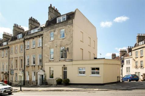 Belvedere, Bath, BA1. 6 bedroom end of terrace house for sale