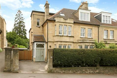 Marlborough Lane, Bath, BA1. 5 bedroom semi-detached house