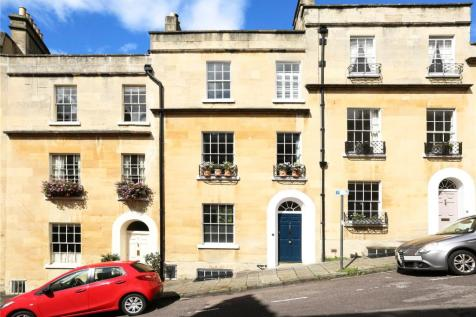 Northampton Street, Bath, BA1. 4 bedroom terraced house