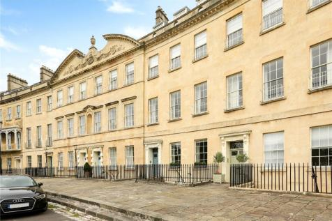 Somerset Place, Bath, BA1. 3 bedroom apartment for sale