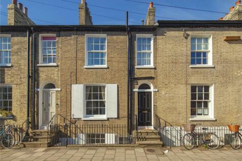 Earl Street, Cambridge, CB1. 4 bedroom terraced house for sale