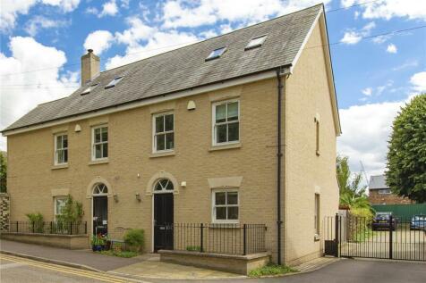 Geldart Street, Cambridge, CB1. 4 bedroom semi-detached house