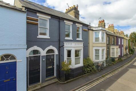 Orchard Street, Cambridge, CB1. 4 bedroom terraced house