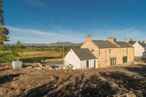 Howgate, Penicuik, Midlothian, EH26. 4 bedroom detached house for sale