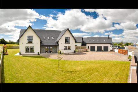 The Paddock, Broadfold, Auchterarder, Perthshire, PH3. 5 bedroom detached house