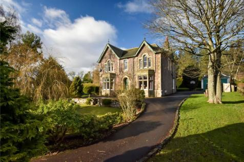 Beneira, Western Road, Auchterarder, Perthshire, PH3. 5 bedroom detached house
