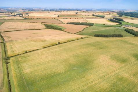 Lot 2 - East Learmouth, Cornhill-on-Tweed, Northumberland, TD12. Land for sale