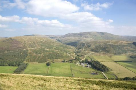 Mosspeeble, Langholm, Dumfriesshire, DG13. Land for sale
